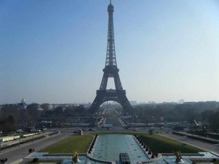 パリの主要名所